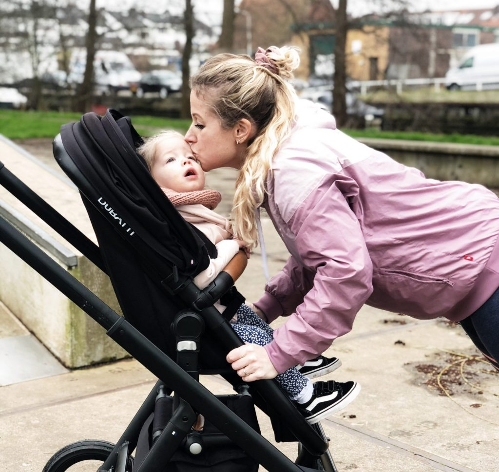 MOM PWR_Workout met kinderwagen/buggy